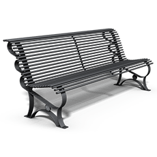 Bench Margherita
