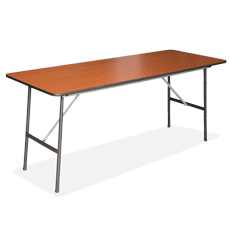 Election folding table cm.250x70