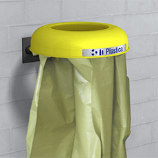 Bin Clean with wall fixing, code 326-M