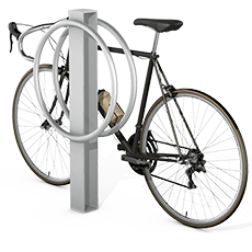 Bicycle stands Ring