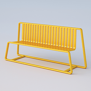 Bench Lob metal