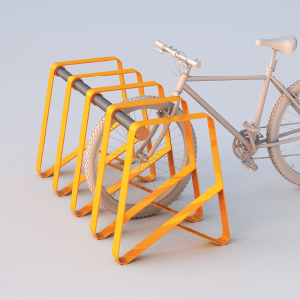 Bel bike rack