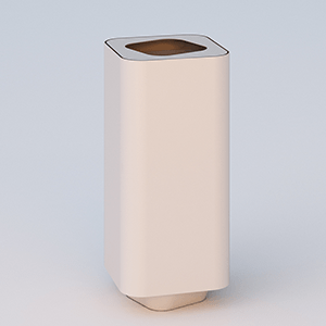 Harry large trash bin