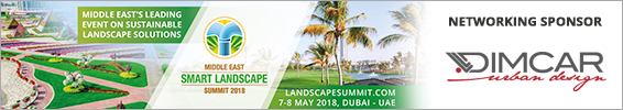 Smart landscape summit 2018 middle east